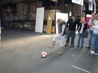Frauenfussball bei IDV!