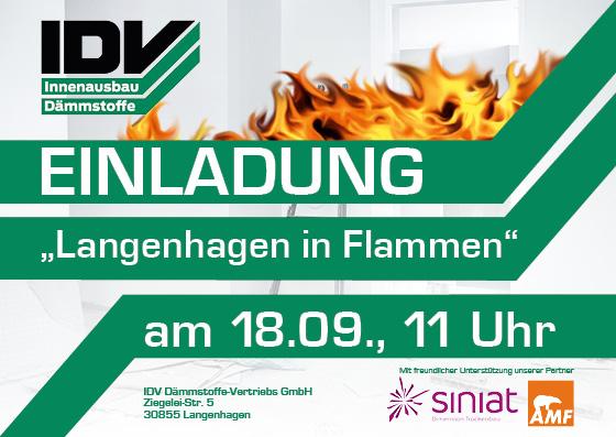 Langenhagen-in-Flammen